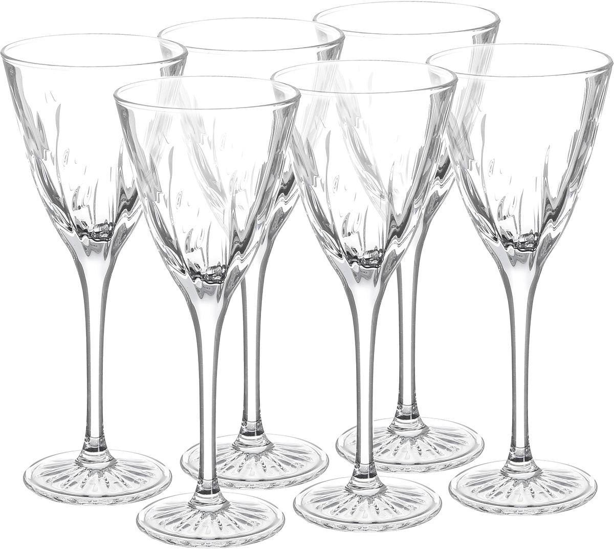 Набор рюмок Cristal dArques Cassandra, 60 мл, 6 штG5637Набор Cristal dArques Cassandra состоит из 6 рюмок, изготовленных из прочного стекла. Изделия, предназначенные для подачи ликера и других спиртных напитков, несомненно придутся вам по душе. Рюмки сочетают в себе элегантный дизайн и функциональность. Набор рюмок Cristal dArques Cassandra идеально подойдет для сервировки стола и станет отличным подарком к любому празднику. Диаметр (по верхнему краю): 5,5 см. Высота: 14 см. Диаметр основания: 4,7 см.