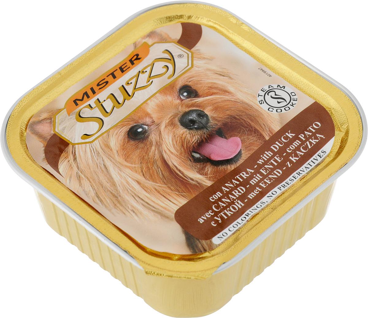 "Stuzzy / Штуззи Консервы для собак Stuzzy ""Mister"", с уткой, 150 г 131.C257"