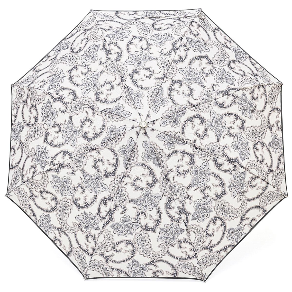 Зонт складной женский Stilla, цвет: серый. 697/2 mini697/2 miniОблегченный женский зонтик. Конструкция 3 сложения, полный автомат, облегченная конструкция (вес - 320 гр), система антиветер. Ткань - полиэстер. Диаметр купола - 112 см по верхней части, 101 см по нижней. Длина в сложенном состоянии - 27 см.