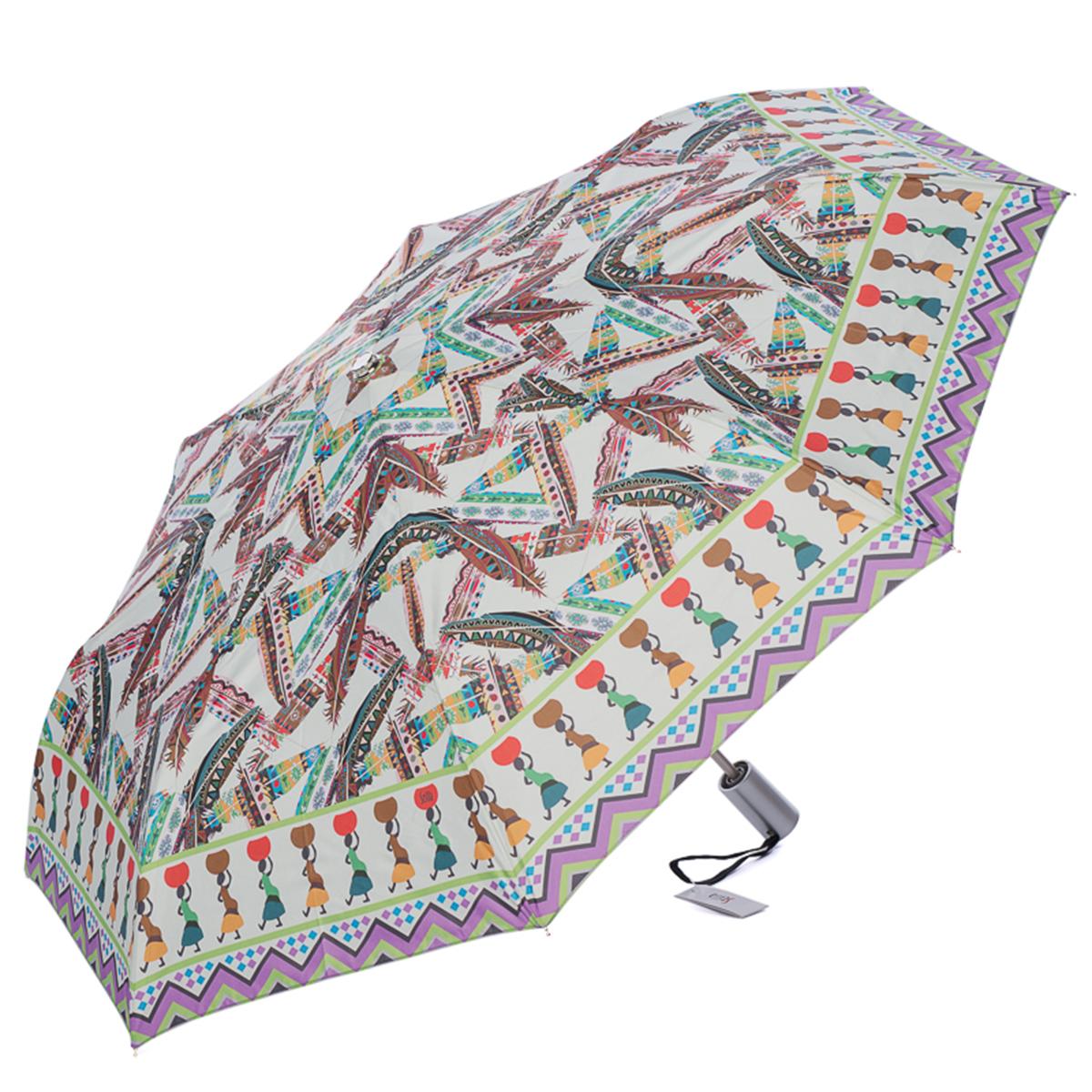 Зонт складной женский Stilla, цвет: зеленый. 739/2 mini739/2 miniОблегченный женский зонтик. Конструкция 3 сложения, полный автомат, облегченная конструкция (вес - 320 гр), система антиветер. Ткань - полиэстер. Диаметр купола - 112 см по верхней части, 101 см по нижней. Длина в сложенном состоянии - 27 см.