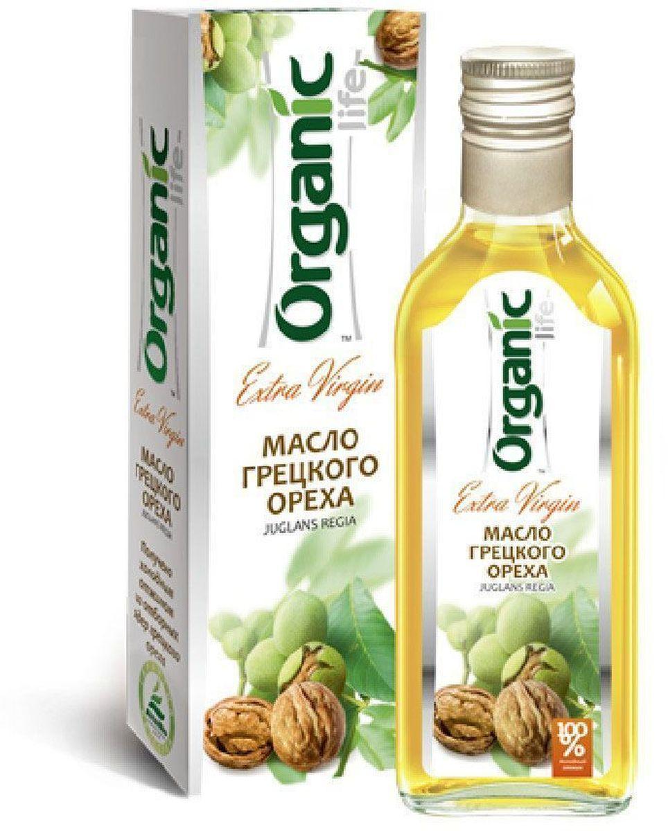 Organic Life масло грецкого ореха, 250 мл212021