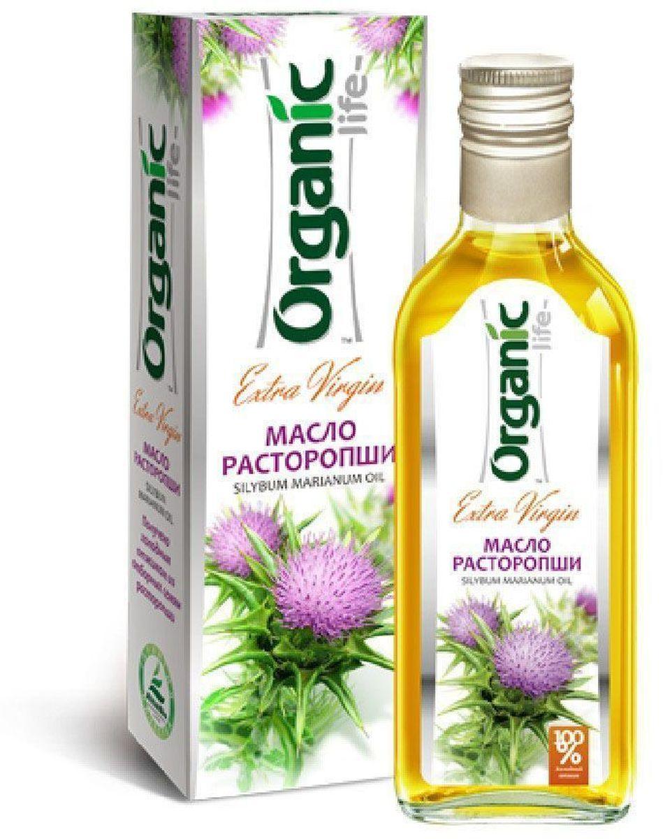 Organic Life масло расторопши, 250 мл
