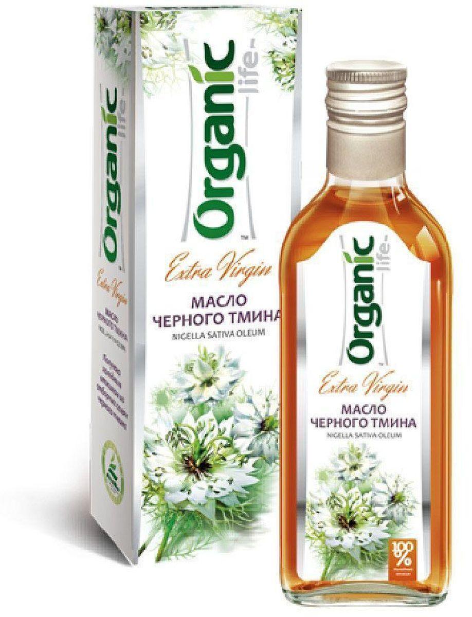 Organic Life масло черного тмина, 250 мл212035