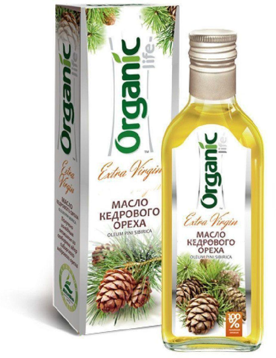 Organic Life масло кедрового ореха, 250 мл212037