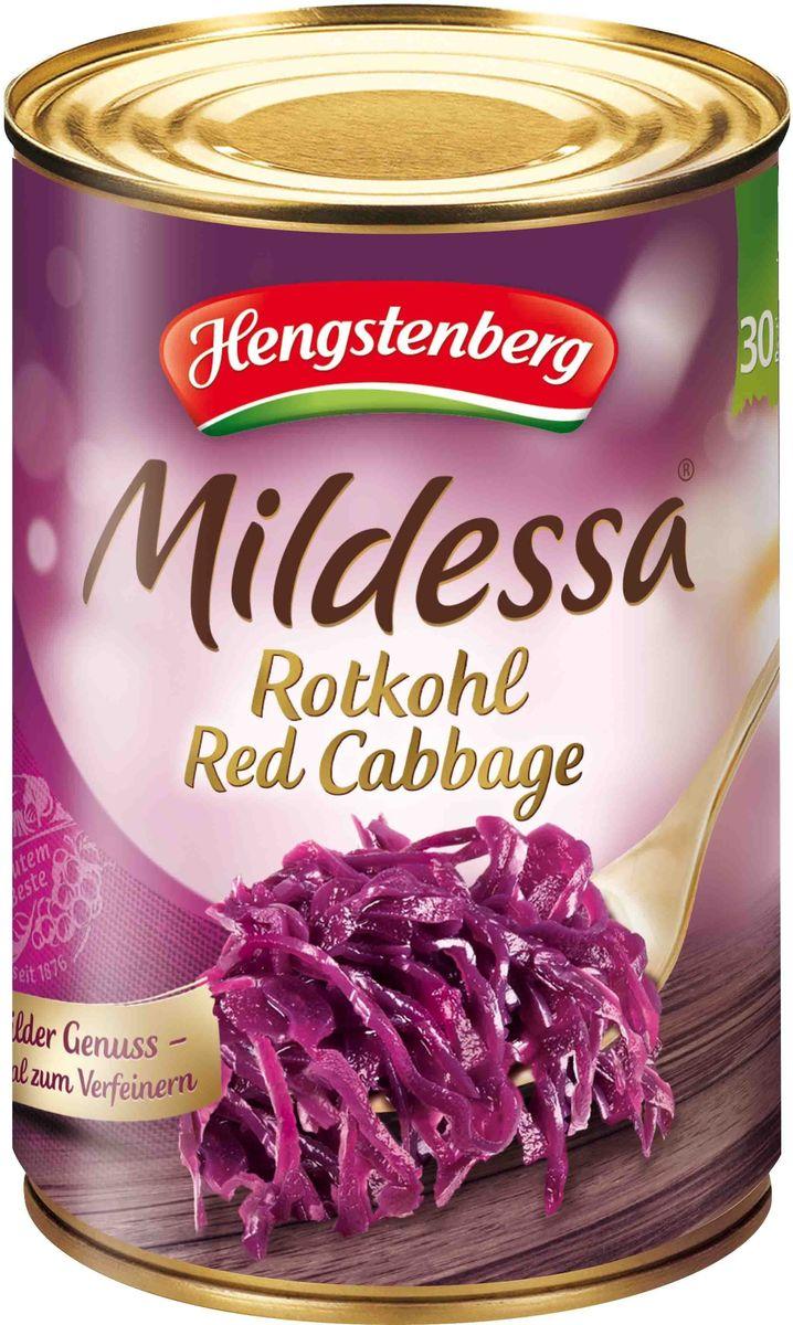 Hengstenberg Милдесса капуста краснокочанная 4250 мл257321