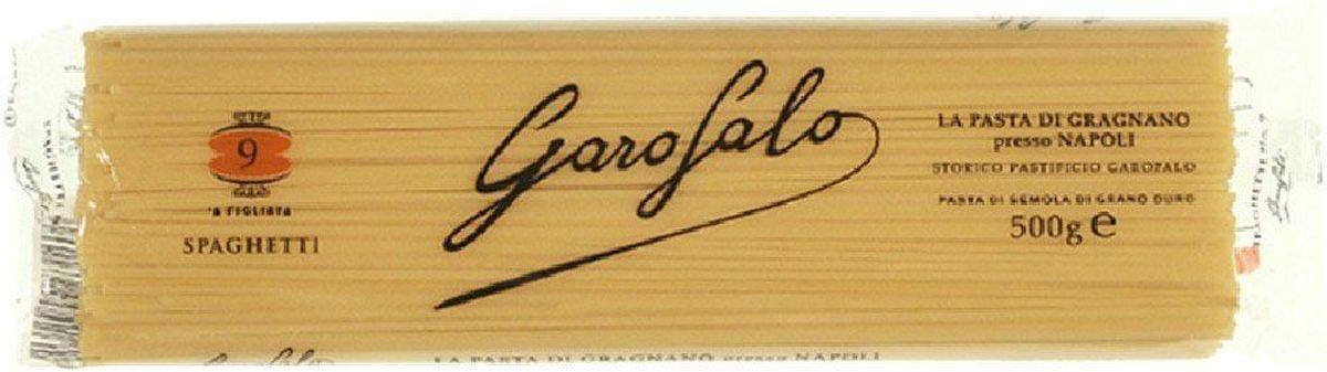 Garofalo Спагетти № 9, 500 г259500Компания Pastificio Lucio Garofalo S.p.A. первой в Италии организует производство пасты передовых стандартов и получает сертификат ISO 9001. Еще до 17 в. паста не являлась основной итальянской пищей, но с развитием производства Гарофало в регионе Неаполя паста становится блюдом традиционной итальянской кухни. Теперь и российские потребители могут попробовать Спагетти из твердых сортов пшеницы ТМ Garofalo. Эти классические итальянские спагетти длиной 26 см никогда не выйдут из моды. Рекомендуется подавать их с томатными соусами или использовать в приготовлении запеканок.