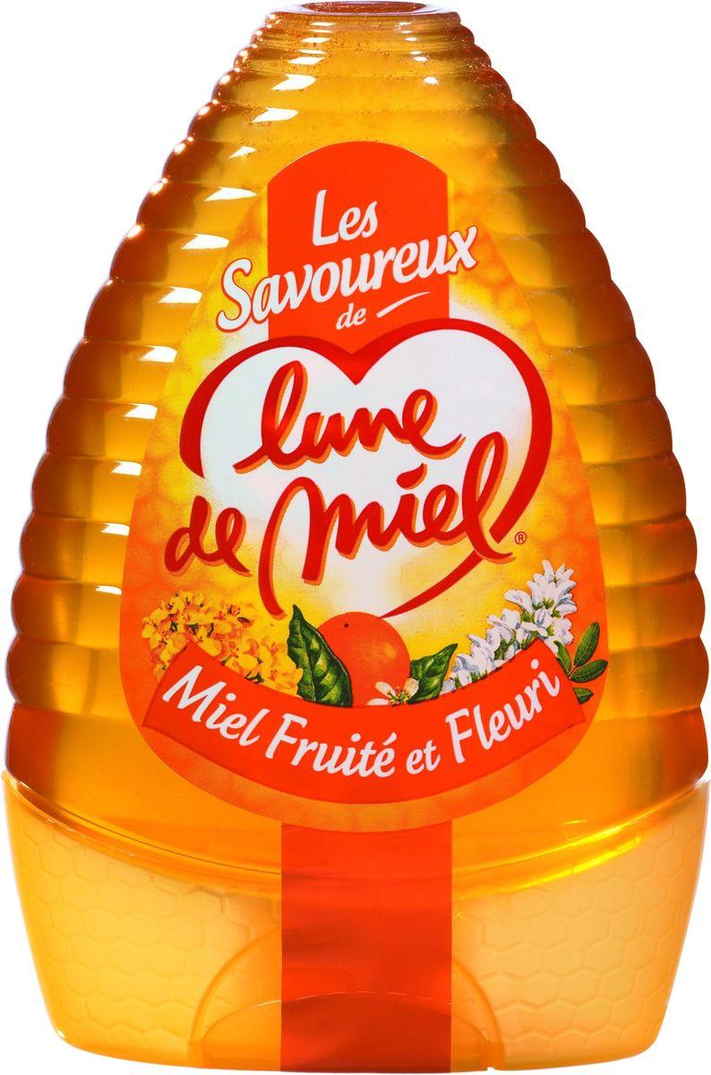 Цветочный фруктовый мед, диспенсер с дозатором430103Цветочный фруктовый мед - этот мед сочетает тонкий аромат цвета акации и апельсинового цвета. Выпускается в упаковках TopDown с дозатором, который позволяет выдавливать мед четкими дозами.