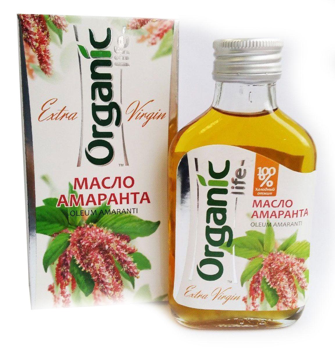 Особая ценность амарантового масла - в содержании биологически активного соединения сквалена. Сквален является универсальным защитником клеток от повреждающих факторов. Он оказывает мощное антиоксидантное, иммуномодулирующее и противоопухолевое действие. Регулярное употребление в пищу амарантового масла: замедляет процессы старения клеток; улучшает обмен веществ; нормализует работу иммунной и эндокринной систем. Такие свойства амарантового масла были подтверждены в ходе исследовательских испытаний в ведущих учреждениях России: Воронежская государственная медицинская академия им. Н.Н. Бурденко, Институт хирургии им. А.В. Вишневского РАМН (г. Москва), НИИ онкологии им. проф. Н.Н. Петрова (г. Санкт-Петербург). Способ применения: по 1 ч.л. 2-3 раза в день.