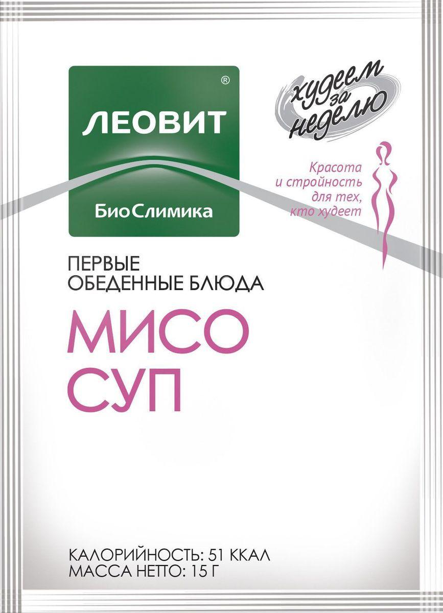 БиоСлимика Суп мисо, 15 г