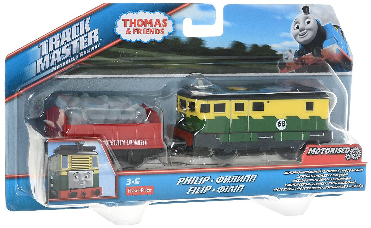 Thomas & Friends Базовый паровозик Филипп BMK88_DVF82