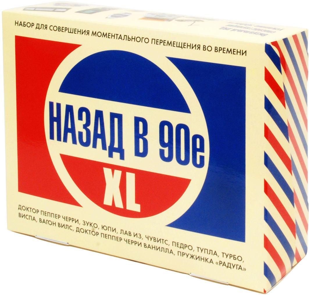 """Вкусная помощь Набор """"Назад в 90-е XL"""" из 10 предметов, 1010 г 00-00000824"""