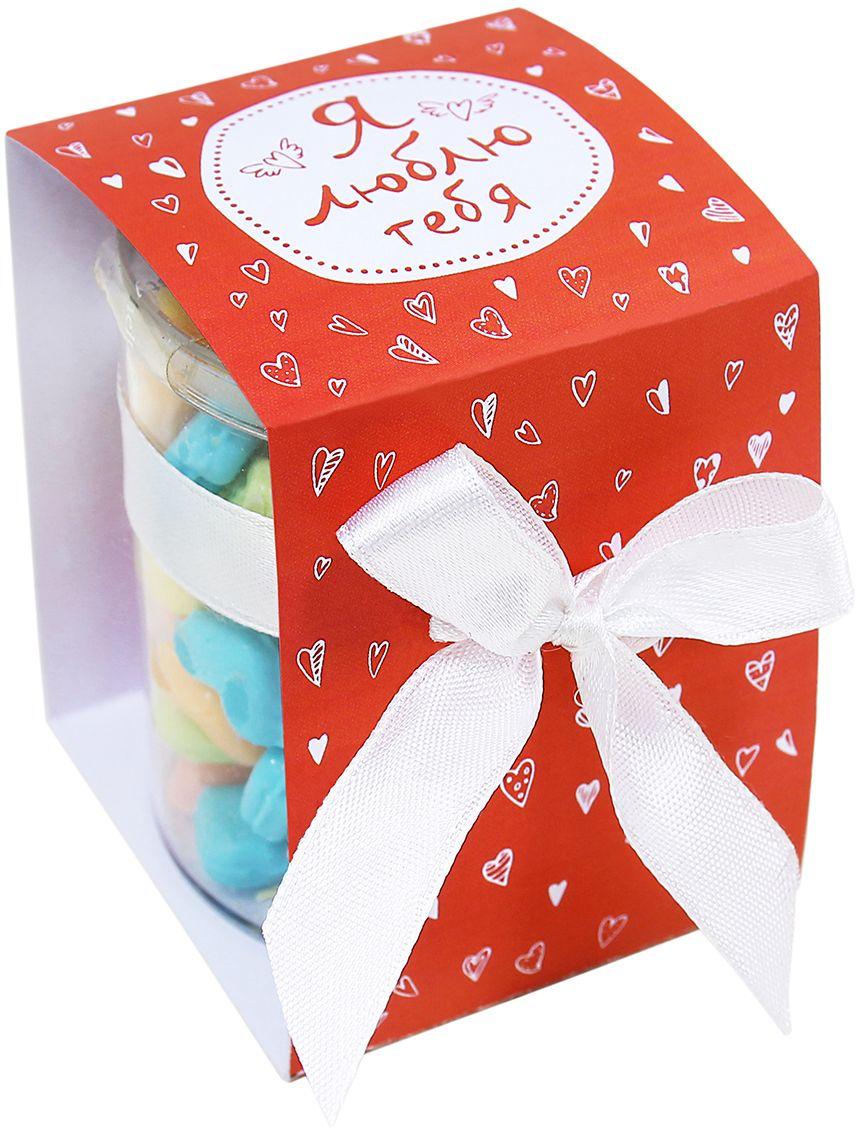 """Вкусная помощь Мятные конфеты """"Я тебя люблю"""", 135 г УУ-00002430"""