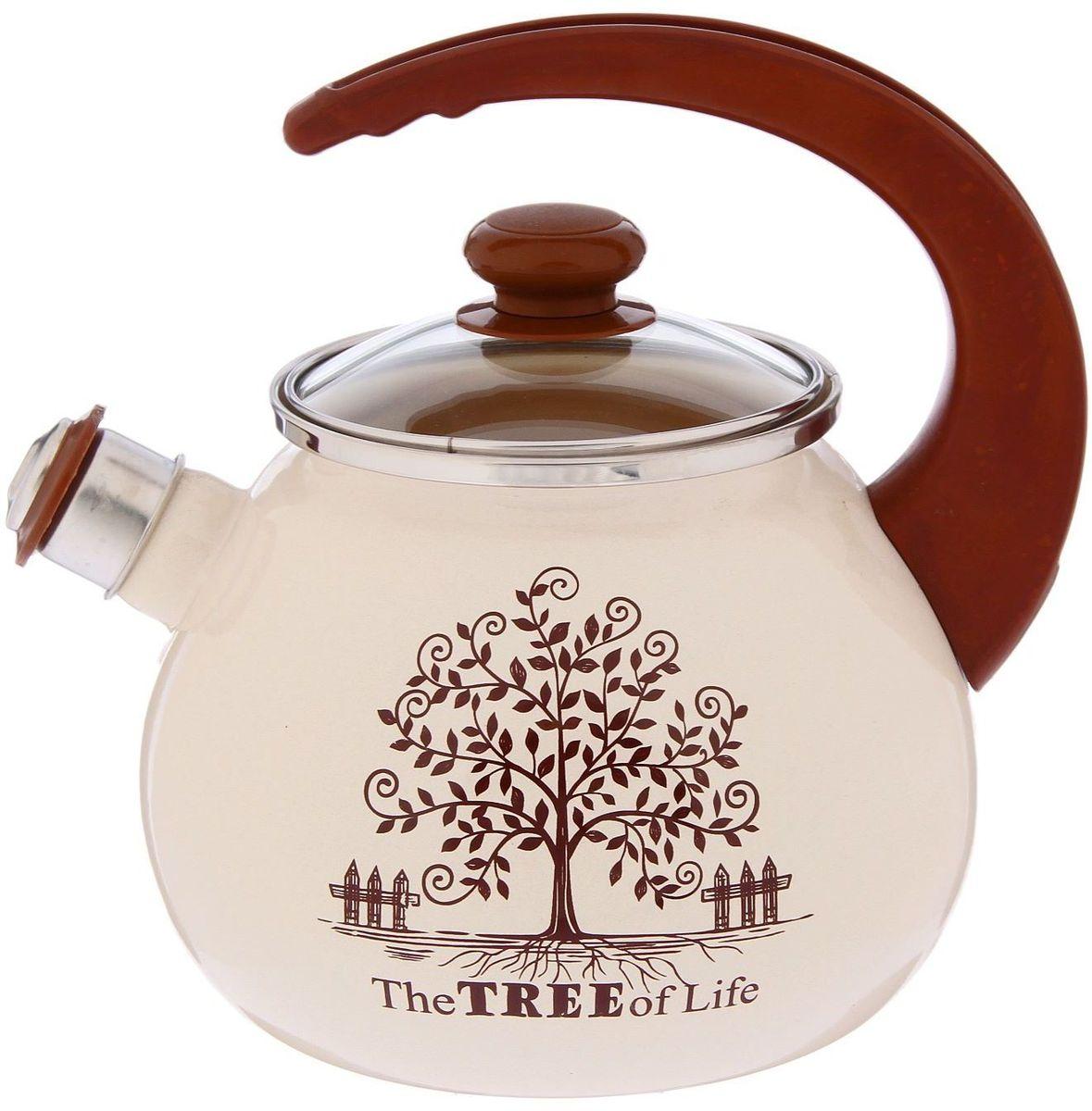 Чайник Epos Tree, 2,5 л2293406Согласитесь, и профессиональному повару, и любителю поэкспериментировать на кухне, и тому, кто к стряпанью не имеет никакого отношения, не обойтись без элементарных предметов, столовые принадлежности, аксессуары для приготовления и хранения пищи — незаменимые вещи для всех, кто хочет порадовать свою семью аппетитными блюдами. Душевная атмосфера и со вкусом накрытый стол всегда будут собирать в вашем доме близких и друзей.