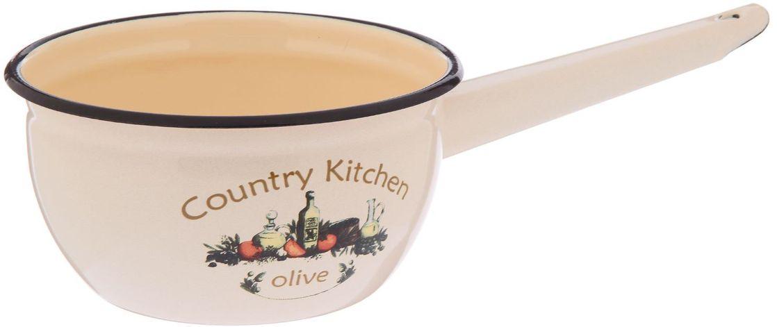Ковш Epos Olive, 1,5 л2293416От хорошей кухонной утвари зависит половина успеха аппетитного блюда. Чтобы еда была вкусной, важно её правильно приготовить и сервировать. Вся посуда, представленная в каталоге, сделана из проверенных материалов, безопасна в использовании, будет долго радовать вас своим внешним видом и высоким качеством.
