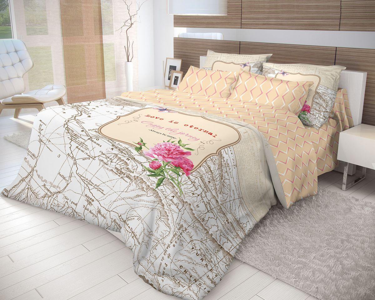 Комплект белья Волшебная ночь Map, 2-спальный, наволочки 70х70703879