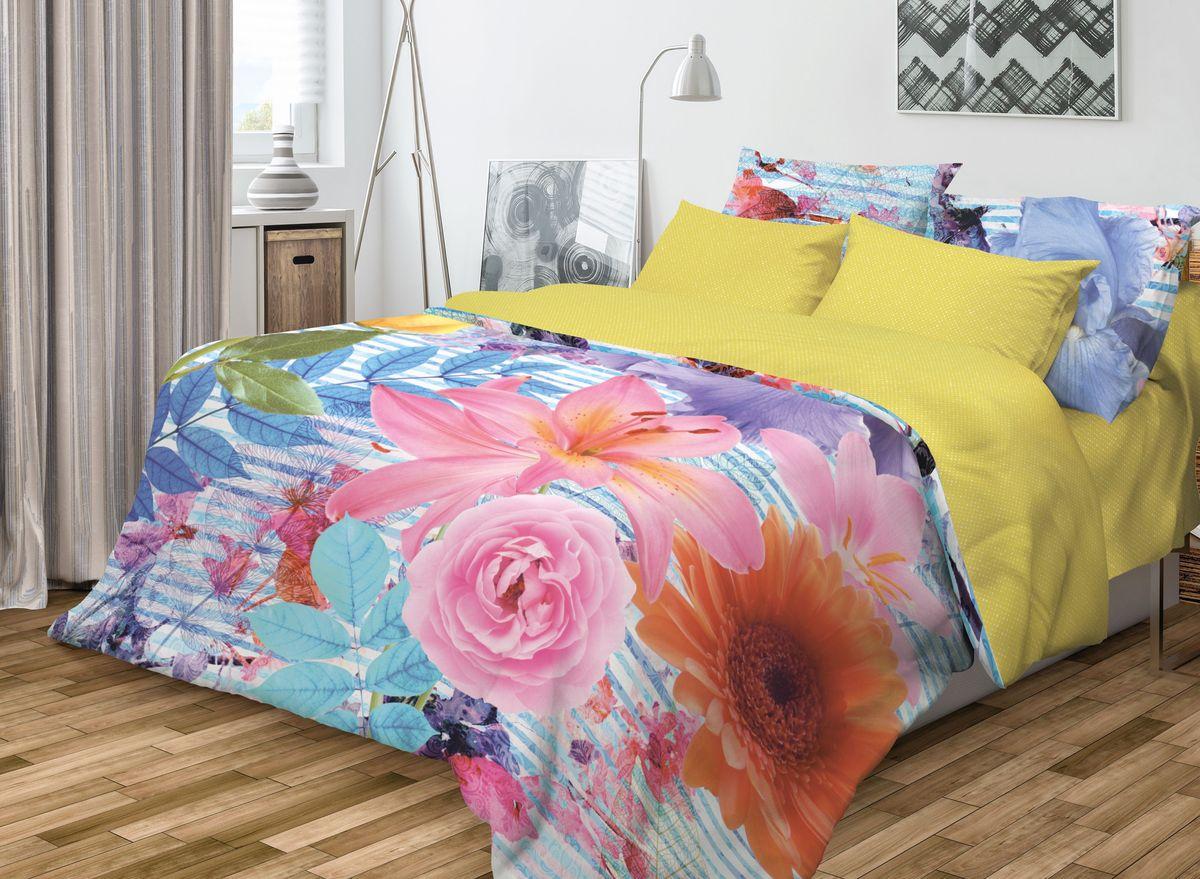 Комплект белья Волшебная ночь Nikki 1,5-спальный наволочки 70х70704344