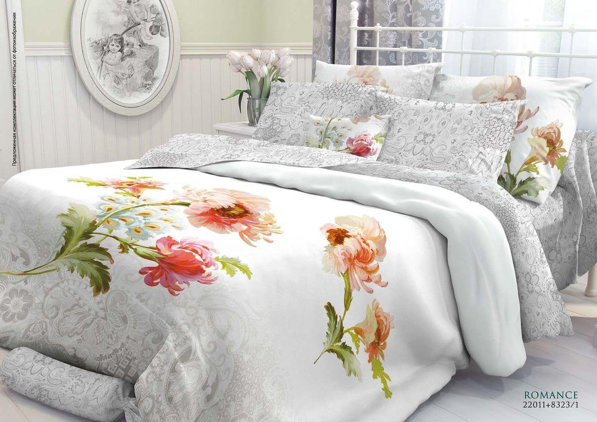 Комплект белья Verossa Romance, 1,5-спальный, наволочки 70х70706987