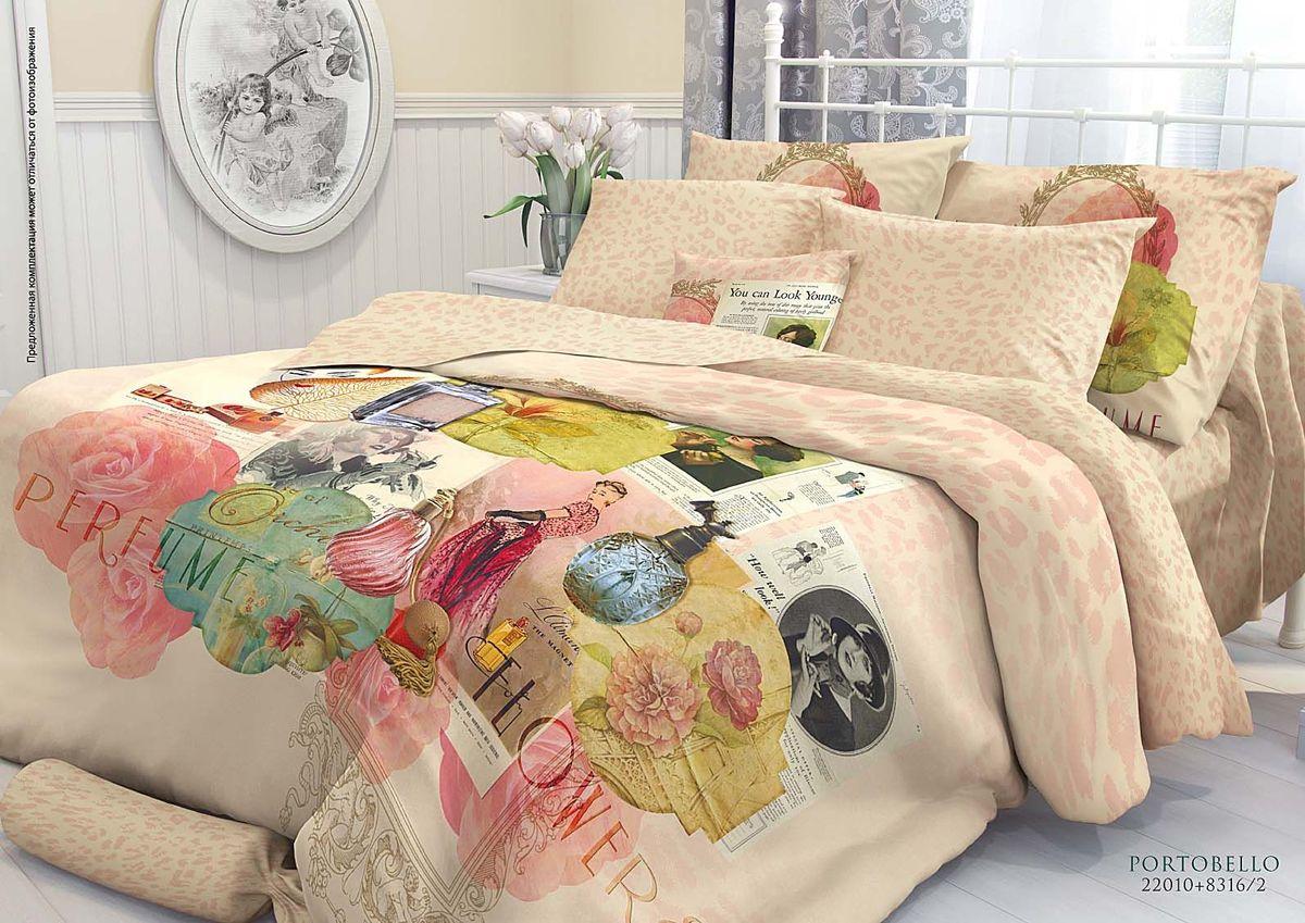 Комплект белья Verossa Portobello, 1,5-спальный, наволочки 50х70706991
