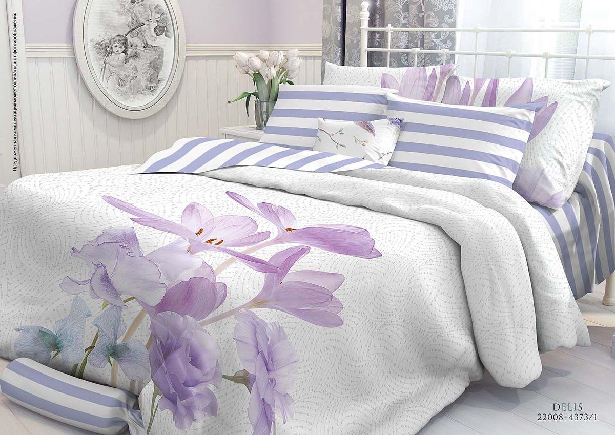 Комплект белья Verossa Delis, 1,5-спальный, наволочки 70х70707447