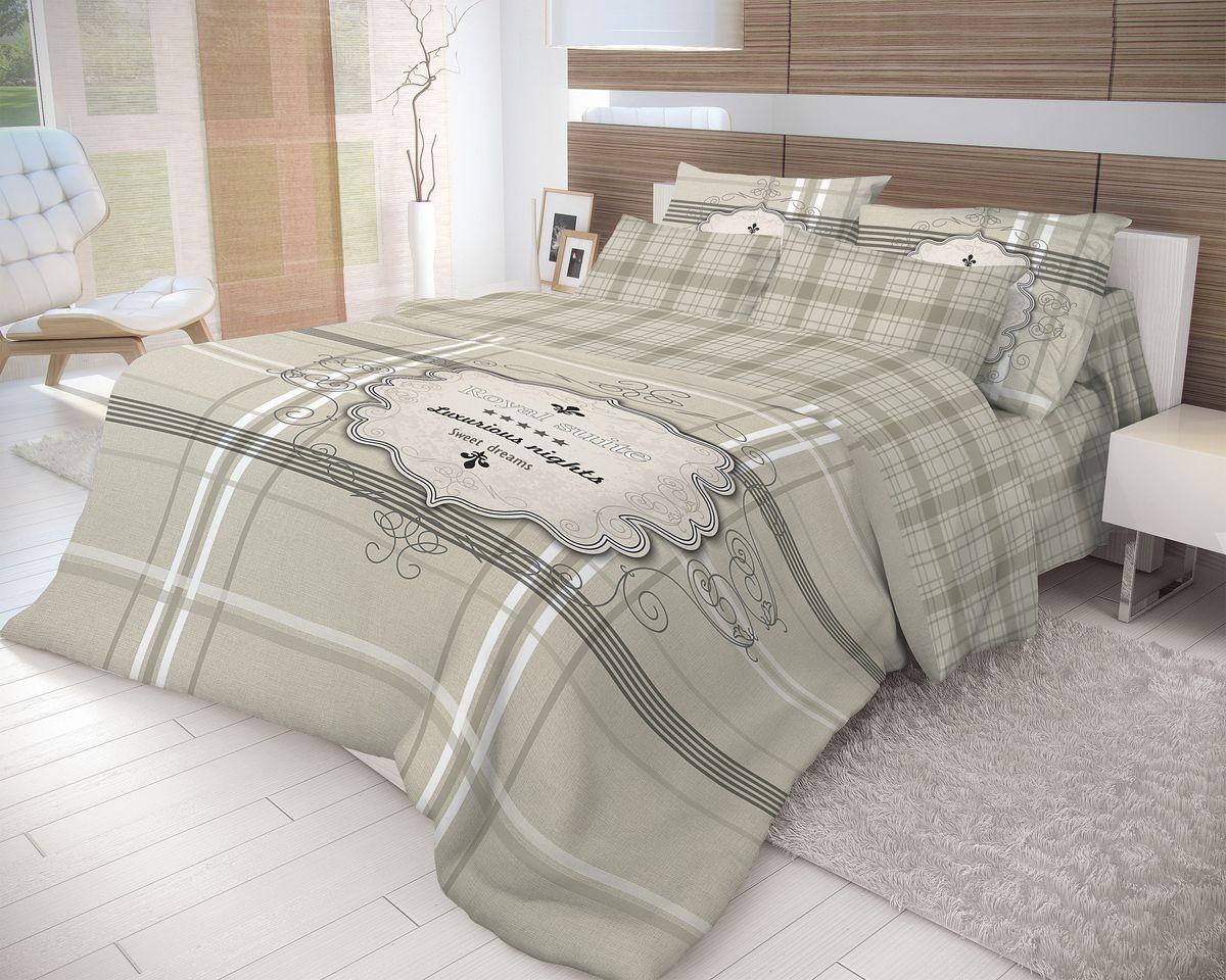 Комплект белья Волшебная ночь Royal Suite, 2-спальный, наволочки 70х70. 710560710560