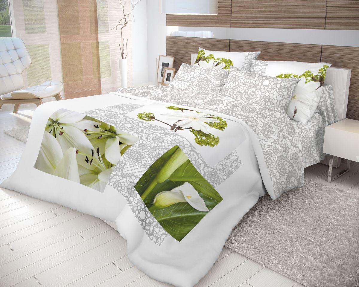 Комплект белья Волшебная ночь Nezhnost, 2-спальный, наволочки 70х70. 710601710601