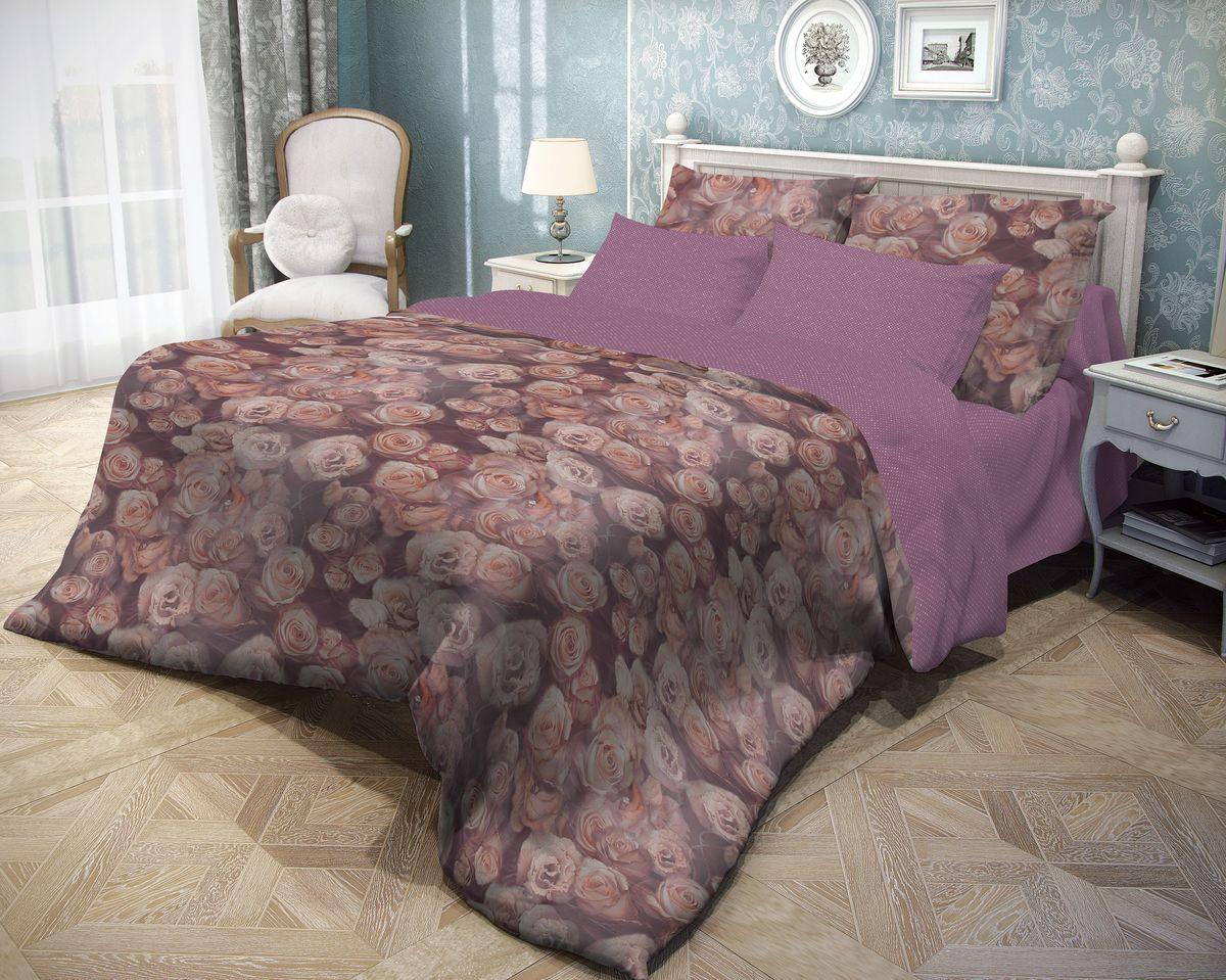 Комплект белья Волшебная ночь Rose, 2-спальный, наволочки 70х70. 710602710602