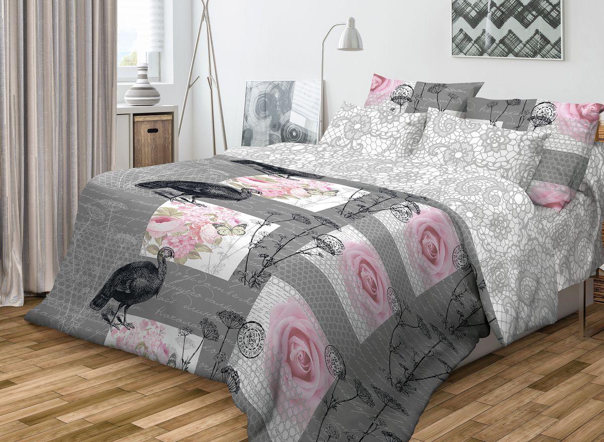 Комплект белья Волшебная ночь Coco, 2-спальный, наволочки 70х70. 710607710607
