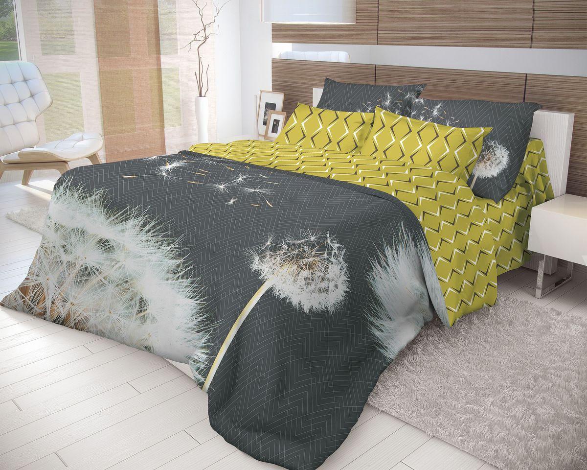 Комплект белья Волшебная ночь Dandelion, 2-спальный, наволочки 70х70. 710608710608