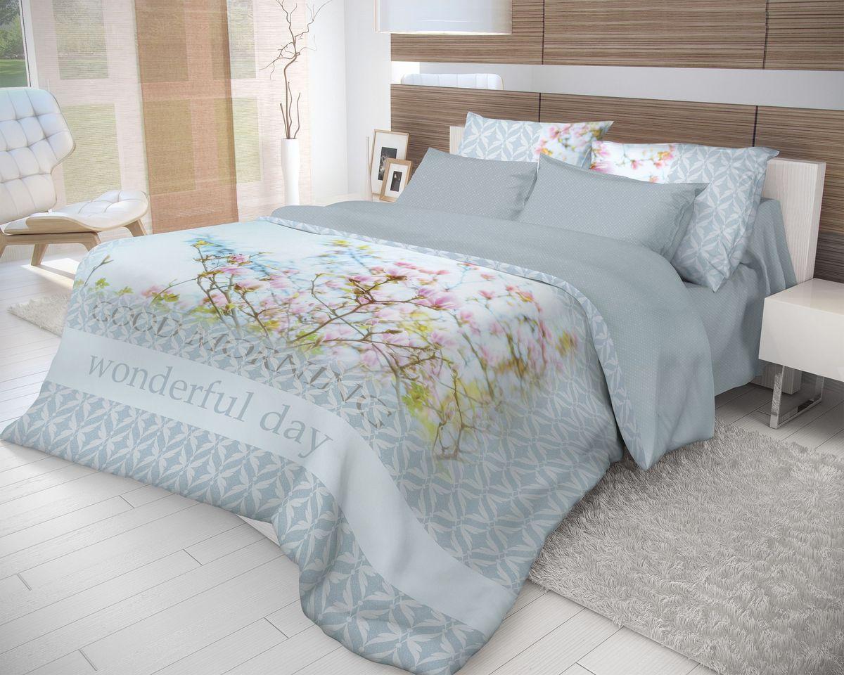Комплект белья Волшебная ночь Morning, 2-спальный, наволочки 70х70. 710624710624