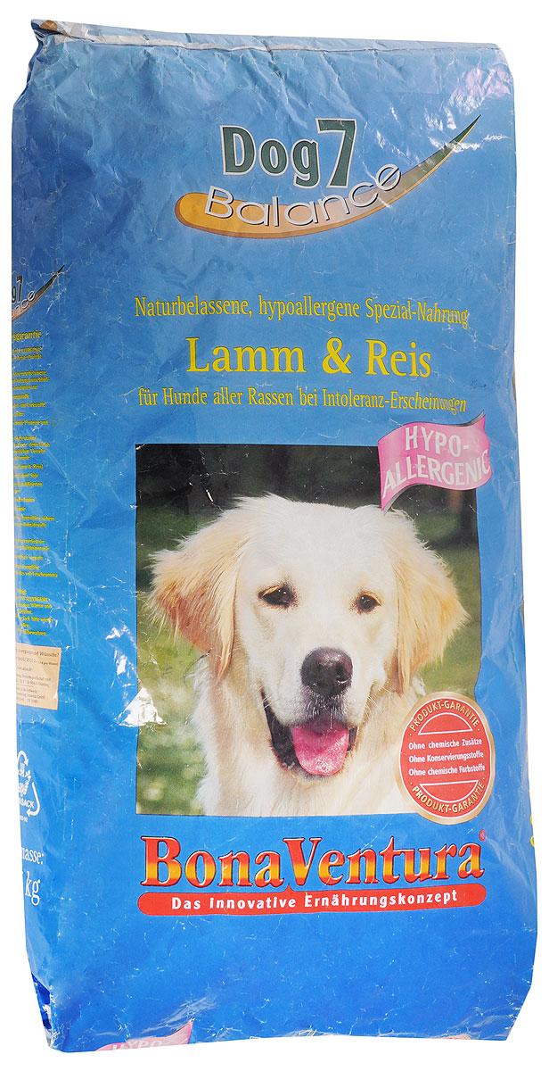 Корм сухой BonaVentura Dog 7 Hipo Allergenic для собак, гипоаллергенный, с бараниной и рисом, 12,5 кг205412Натуральный гиппоалергенный корм для собак BonaVentura Dog 7 Hipo Allergenic произведен из продуктов, пригодных в пищу человека по специальной технологии, схожей с технологией Sous Vide. Благодаря технологии при изготовлении сохраняются все натуральные витамины и минералы. Это достигается благодаря бережной обработке всех ингредиентов при температуре менее 80 градусов. Такая бережная обработка продуктов не стерилизует продуктовые компоненты. Благодаря этому корма не нуждаются ни в каких дополнительных вкусовых добавках и сохраняют все необходимые полезные вещества. При производстве кормов используются исключительно свежие натуральные продукты: мясо, овощи и зерновые; Приготовлено из 100% свежего мяса, пригодного в пищу человеку; Содержит натуральные витамины, аминокислоты, минеральные вещества и микроэлементы; С экстрактом масла зародышей зерна пшеницы холодного отжима (Bio-Dura); Без химических красителей, усилителей вкуса, искусственных консервантов...