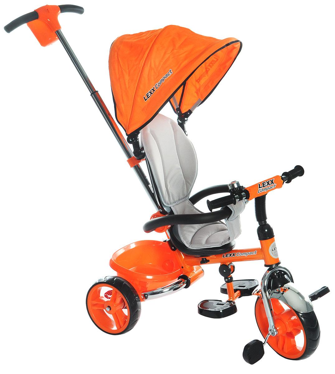 GT Велосипед-каталка GT8763 Lexx Compact цвет оранжевый