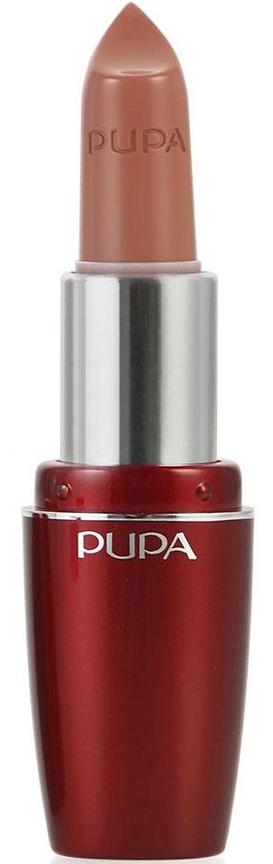 PUPA Губная помада Pupa Volume, тон 100 телесный , 3.5 мл.00235100Помада Pupa Volume разработана как сочетание эффективного средства по уходу, способствующего увеличению объема губ и идеального средства для макияжа, благодаря которым работа над красотой будет полностью завершена. Сразу же насыщенный цвет, четко подчеркнутые и необычайно блестящие губы. С самых первых дней применения Pupa Volume способствует увеличению объема и увлажненности губ. Увеличение на 5% уже через 10 минут после первого использования и на 12% после 7 дней использования.. Дерматологически протестирована. Характеристики: Объем: 3,5 мл. Тон: №100 (телесный). Размер упаковки: 3,6 см x 2,5 см x 9,3 см. Изготовитель: Италия. Артикул: 00235100. Товар сертифицирован. Pupa - итальянский бренд, принадлежащий компании Micys. Компания была основана в 1970-х годах в Милане и стала любимым детищем семьи Гатти. Pupa - это декоративная косметика для тех, кто...