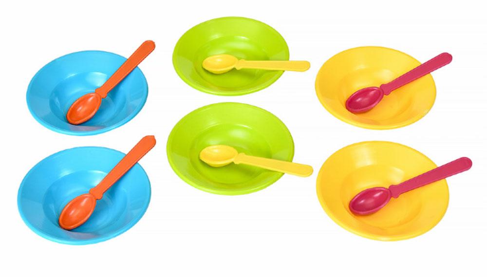 РосИгрушка Игрушечный набор посуды На первое