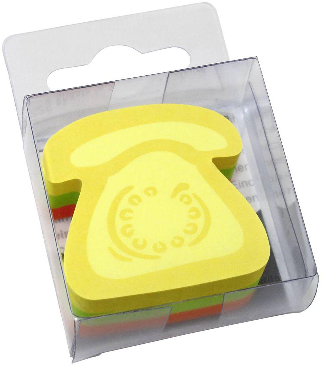 Global Notes Бумага для заметок с липким слоем Телефон 225 листов584339Не только удобна, но и интересна, позволяет привлечь внимание к нужной информации. Размер 50х50 мм. В блоке 225 листов. ТЕЛЕФОН. В блистерной коробке Плотность бумаги 70гр/м2