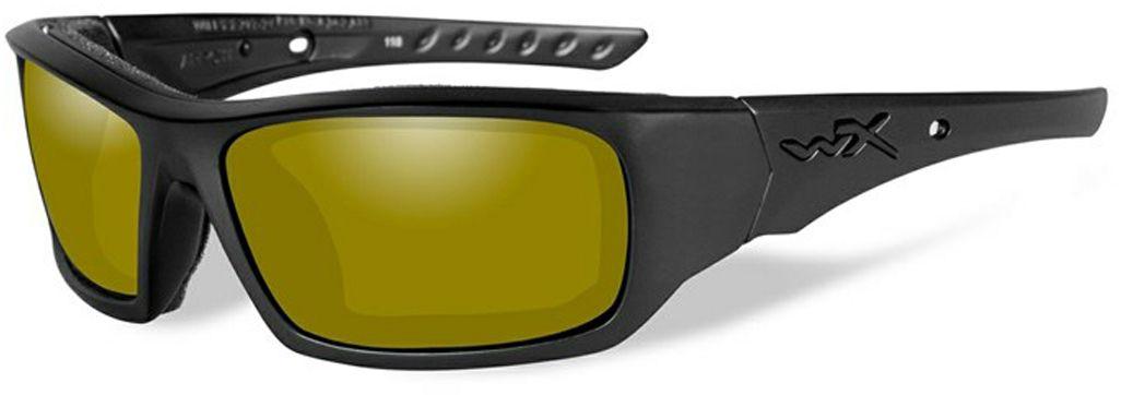 Очки солнцезащитные WileyX Arrow Polarized, для охоты, рыбалки и активного отдыха, цвет: YellowCCARR11Пара очков с крутым характером - матовая черная оправа в сочетании с поляризованными желтыми линзами. Поляризованные желтые линзы обеспечивают максимальную четкость в условиях низкой освещенности и блокируют ослепляющий свет при сохранении резкости. Очки идеально подходят для рыбалки, охоты и стрельбы и других видов активного отдыха. Линзы Wiley X, изготовленые из безосколочного поликарбоната с устойчивостью к царапинам, обеспечивают 100% УФ-защиту. ПОЛЯРИЗАЦИОННЫЙ ФИЛЬТР 8ТМ Запатентованная WileyX технология поляризации линз обеспечивает 100% поляризацию и 100% защиту от ультрафиолетовых лучей для непревзойденной четкости и контрастности изображения. ЗАЩИТА ОТ УДАРОВ НА ВЫСОКОЙ СКОРОСТИ Оправа и линзы должны выдерживать удар тяжелого снаряда весом 500 гр, падающего с высоты 127 см ПРОЧНОЕ ПОКРЫТИЕ Устойчивое к царапинам покрытие защищает линзы от механических повреждений и продлевает срок их службы. АНТИБЛИКОВОЕ ПОКРЫТИЕ Антибликовое покрытие устраняет нежелательные отражения с...