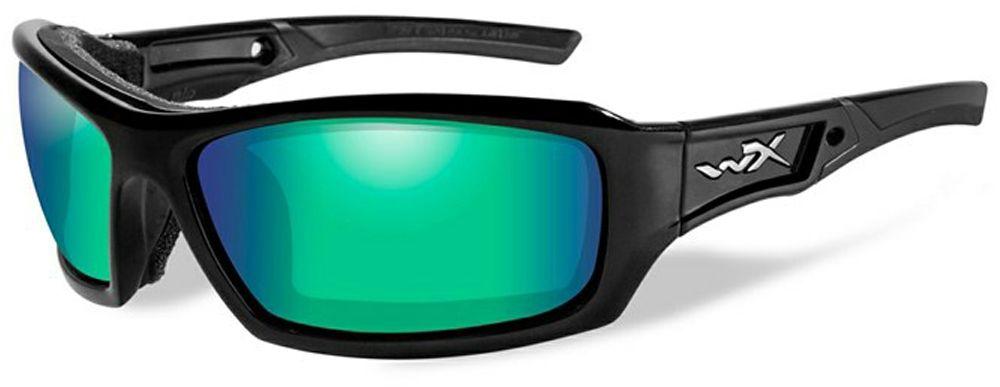 Очки солнцезащитные WileyX Echo Polarized, для охоты, рыбалки и активного отдыха, цвет: Emerald Mirror, AmberCCECH04Спортивные и жесткие - это, пожалуй, самое точное описание данной модели очков с их глянцевой черной оправой и великолерными поляризованными изумрудно-зеркальными линзами. Тонированные поляризованные линзы, с многослойным зеркальным покрытием, разработаны специально для усиления цветового контраста и обеспечения высокого уровня визуального восприятия. Данная модель обеспечивает превосходные характеристики четкочти цветов и остроты зрения при любых условиях освещения. ПОЛЯРИЗАЦИОННЫЙ ФИЛЬТР 8ТМ Запатентованная WileyX технология поляризации линз обеспечивает 100% поляризацию и 100% защиту от ультрафиолетовых лучей для непревзойденной четкости и контрастности изображения. ЗАЩИТА ОТ УДАРОВ НА ВЫСОКОЙ СКОРОСТИ Оправа и линзы должны выдерживать удар тяжелого снаряда весом 500 гр, падающего с высоты 127 см ПРОЧНОЕ ПОКРЫТИЕ Устойчивое к царапинам покрытие защищает линзы от механических повреждений и продлевает срок их службы. АНТИБЛИКОВОЕ ПОКРЫТИЕ Антибликовое покрытие устраняет...