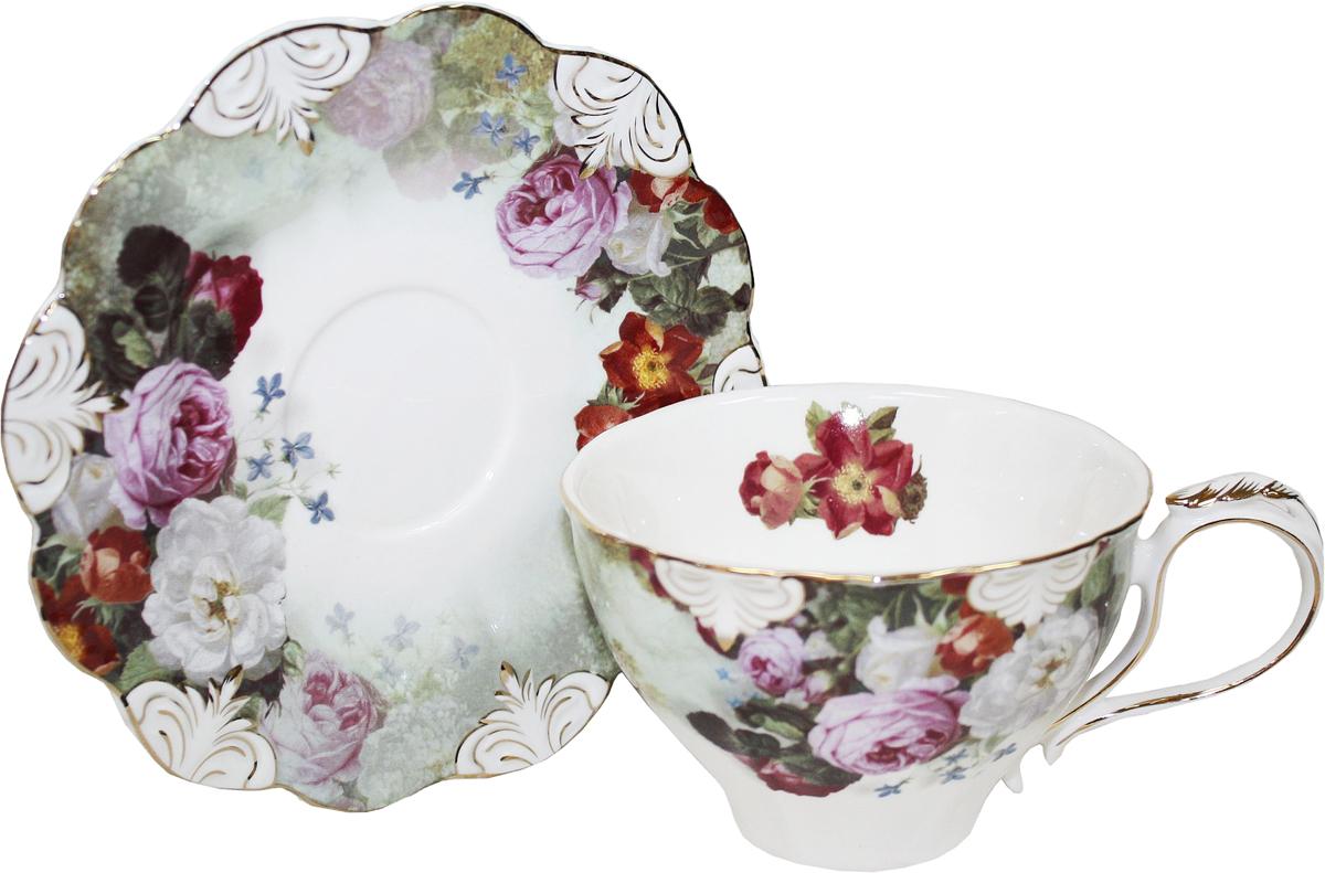 Чайная пара Chaozhou Fengxi Shenshui Розарий, 2 предмета02-005
