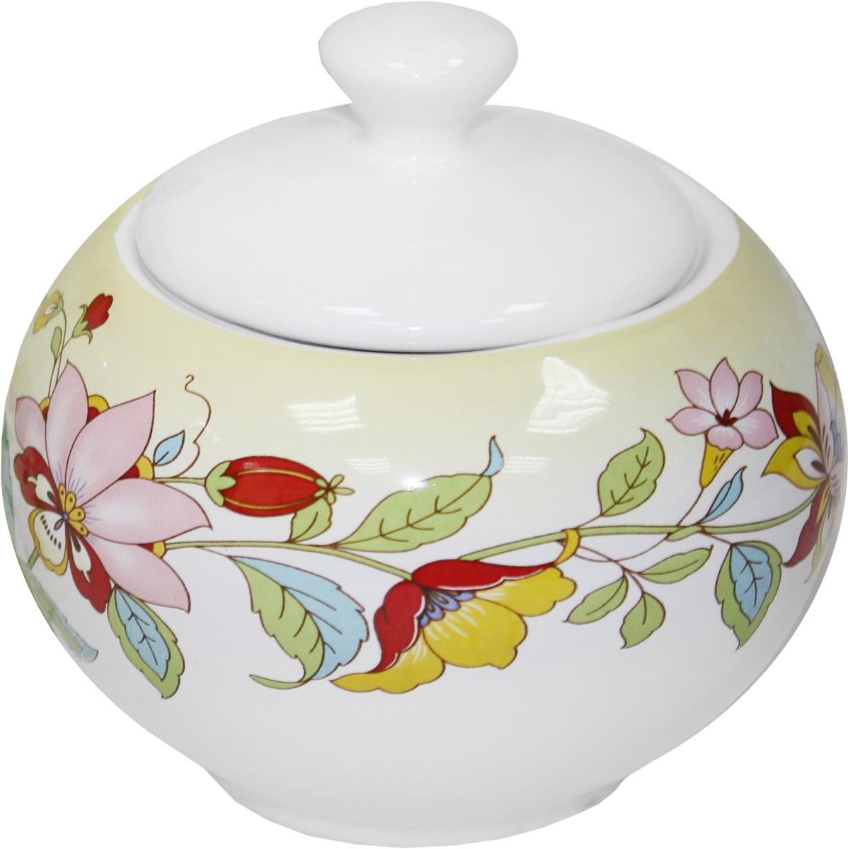 Сахарница Azulejo Espanol Ceramica Sunny Flowers, 300 мл216846