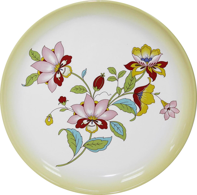 Тарелка Azulejo Espanol Ceramica Sunny Flowers, 21 см216848