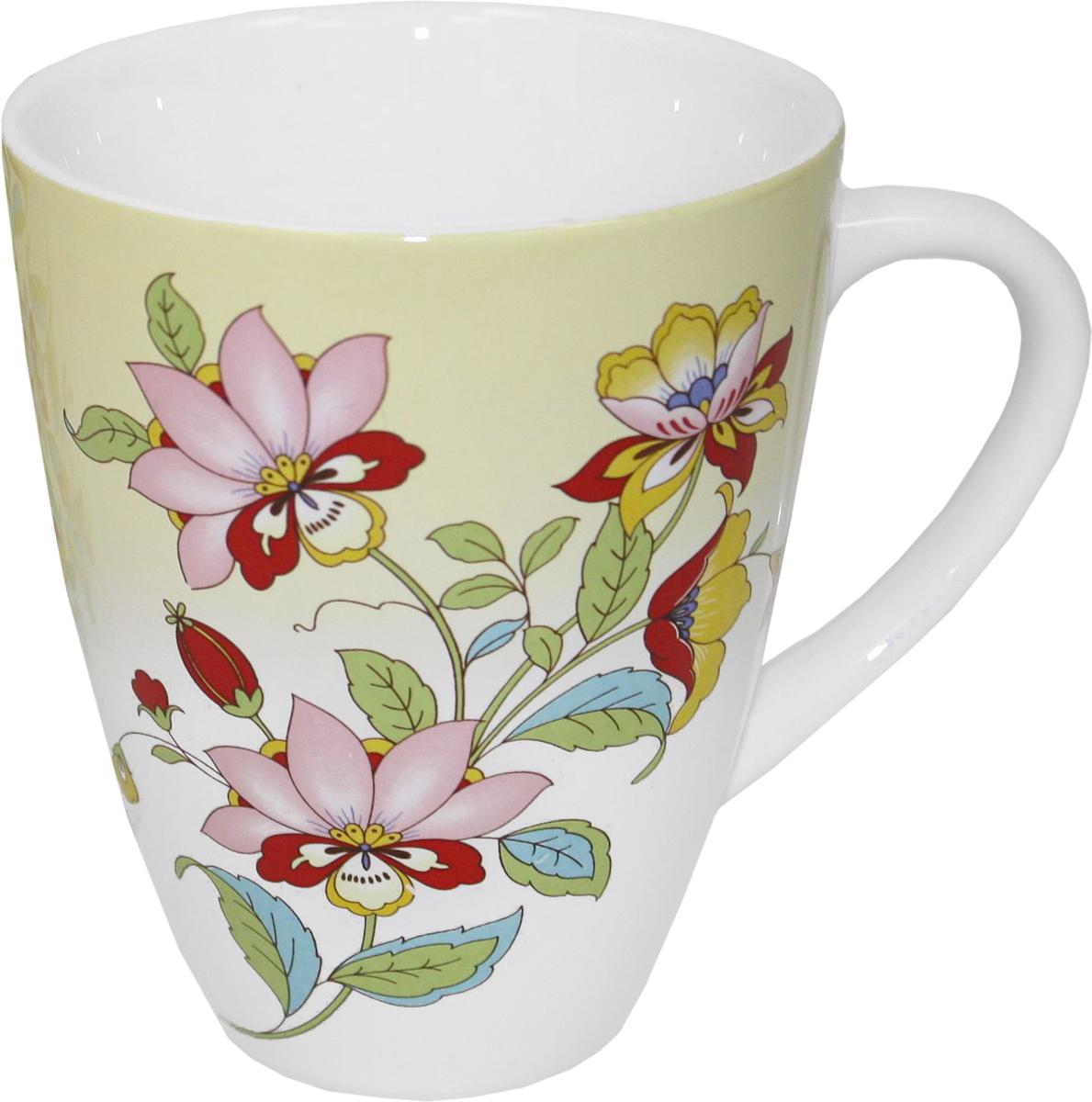 Кружка Azulejo Espanol Ceramica Sunny Flowers, 300 мл216850