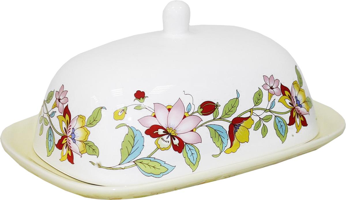 Масленка Azulejo Espanol Ceramica Sunny Flowers. 216852216852