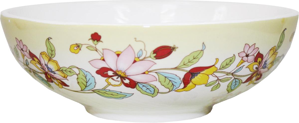 Салатник Azulejo Espanol Ceramica Sunny Flowers, 400 мл216853