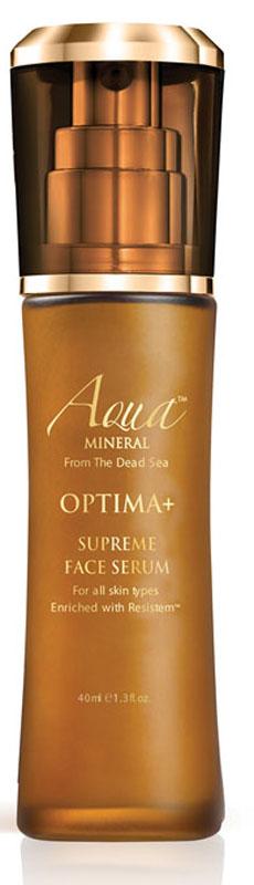 Aqua Mineral Сыворотка омолаживающая подтягивающая Оптима+ 40мл2482Питательная сыворотка для лица основана на коэнзиме Q10, витаминах и антиоксидантах, увеличивающих эластичность кожи и придающих коже молодость и сияющий внешний вид.