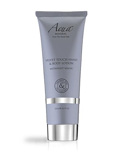 Aqua Mineral Лосьон бархатистый для тела и рук Ночная магия, 125 мл3571Легкий, нежный лосьон для тела с изящным ароматом увлажняет и восстанавливает кожу, делая ее мягкой и гладкой.