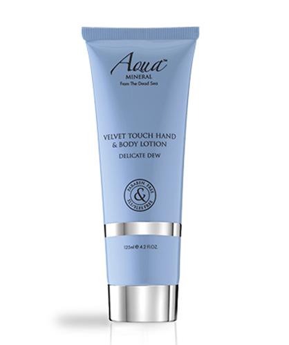 Aqua Mineral Лосьон бархатистый для тела и рук Нежная роса, 125 мл3588Легкий, нежный лосьон для тела с изящным ароматом увлажняет и восстанавливает кожу, делая ее мягкой и гладкой