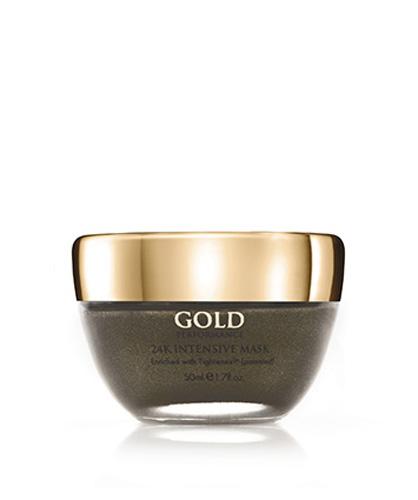 Aqua Mineral Маска омолаживающая подтягивающая разглаживающая, придающая сияние «Золото 24К» с магнитом 50 мл4783Эта богатая питательная маска основана на 24К золоте, черной грязи и минералах Мертвого моря.