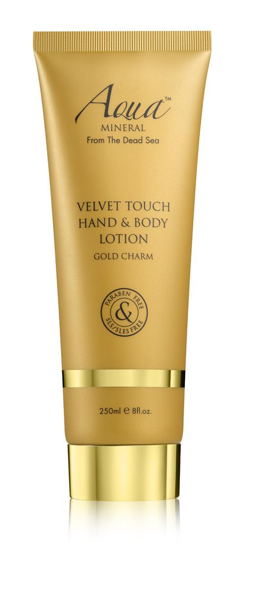 Aqua Mineral Лосьон бархатистый для тела и рук Очарование золота, 250 мл8002Легкий, нежный лосьон для тела с изящным ароматом увлажняет и восстанавливает кожу, делая ее мягкой и гладкой.