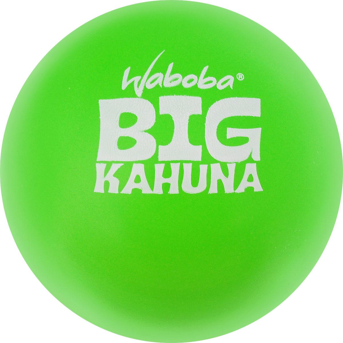 Waboba Мяч детский Big Kahuna цвет зеленый