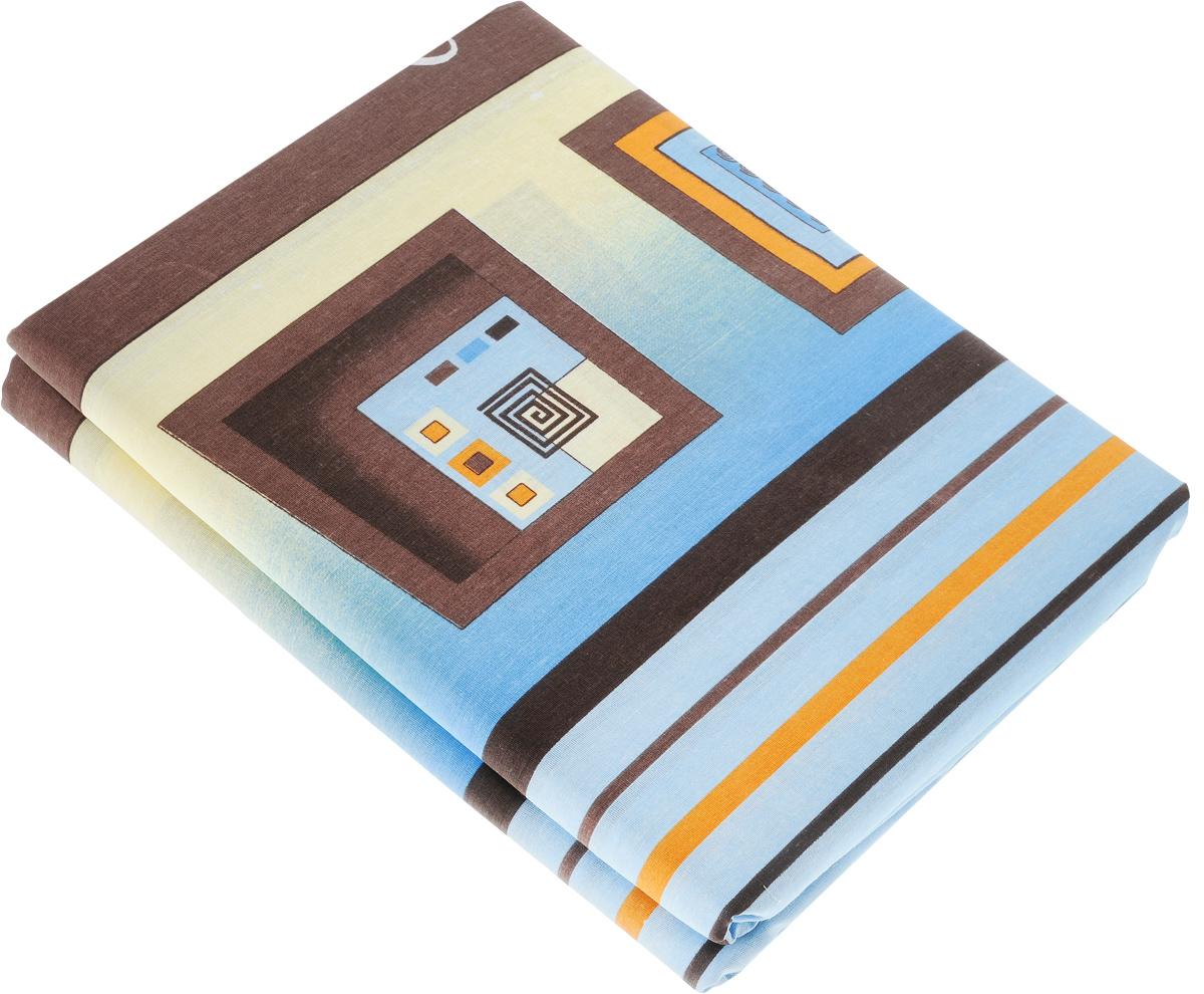Комплект белья Amore Mio Window, 1,5-спальный, наволочки 70x7083929_коричневый, синийКомплект постельного белья Amore Mio Window является экологически безопасным для всей семьи, так как выполнен из бязи (100% хлопок). Комплект состоит из пододеяльника, простыни и двух наволочек. Постельное белье оформлено оригинальным рисунком и имеет изысканный внешний вид. Легкая, плотная, мягкая ткань отлично стирается, гладится, быстро сохнет. Рекомендации по уходу: Химчистка и отбеливание запрещены. Рекомендуется стирка в прохладной воде при температуре не выше 40°С.