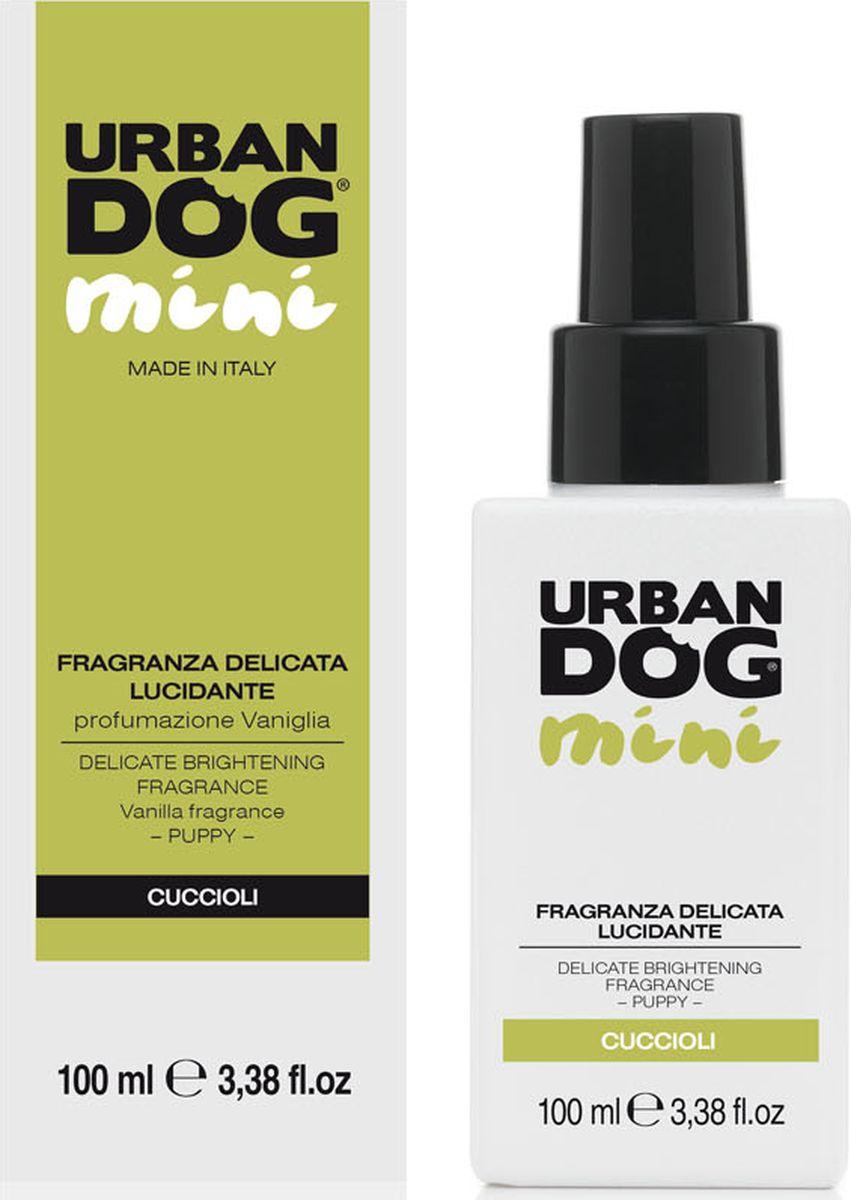 Бальзам для собак Urban Dog, нежного действия с блеском, аромат ванили, 100 млUD1002FLMНежный и дезодорирующий аромат, который не нарушает естественную регуляцию сальных желез и обоняние щенка. Отлично подходит в качестве средства для придания блеска шерсти.